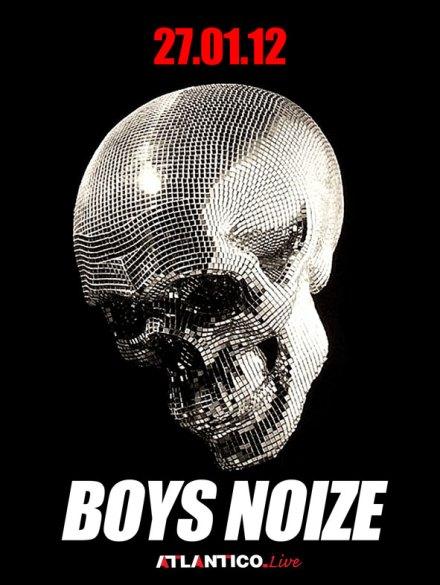 boys noize roma 2012