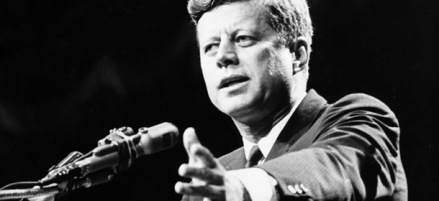 Kennedy Addressing