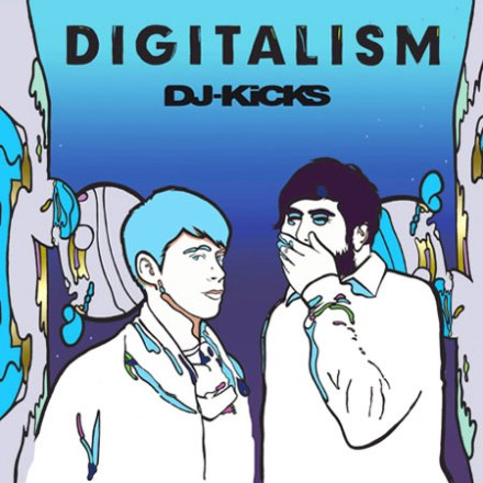 digitalism dj-kicks 2012