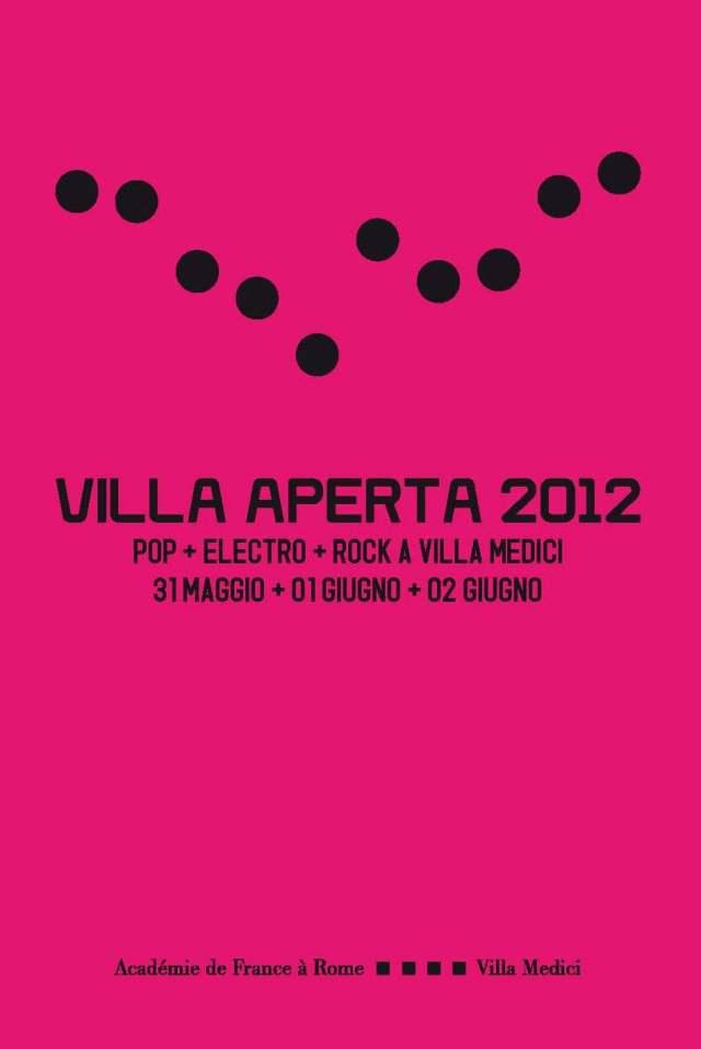 Villa Aperta 2012
