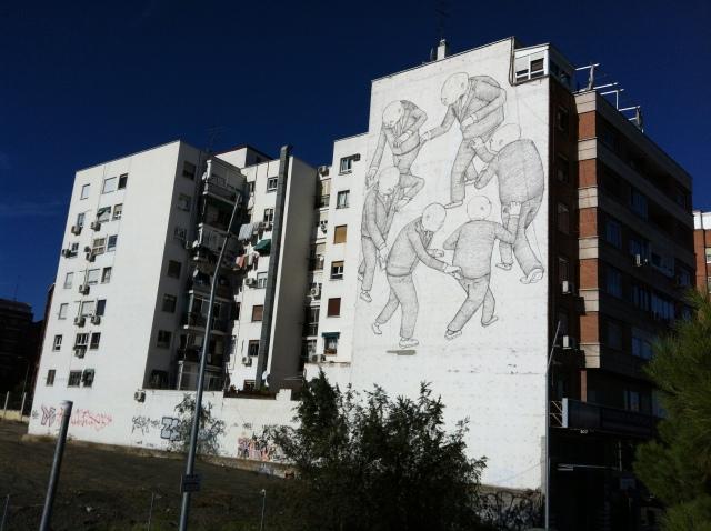 L'altra faccia di Madrid
