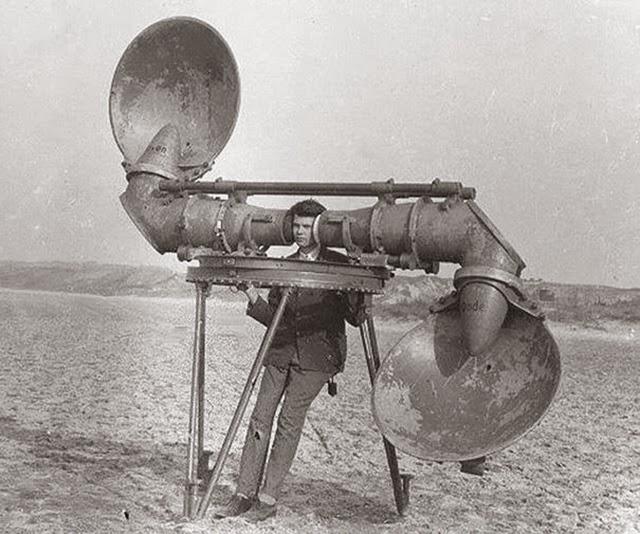 4. Pre-radar Listener for Enemy Aircraft (1)