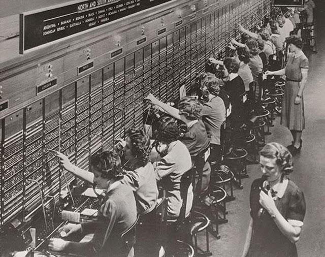 8. Switchboard Operator (2)